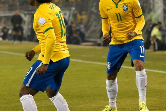 Brasiliansk landslagsspiller på vei til Liverpool