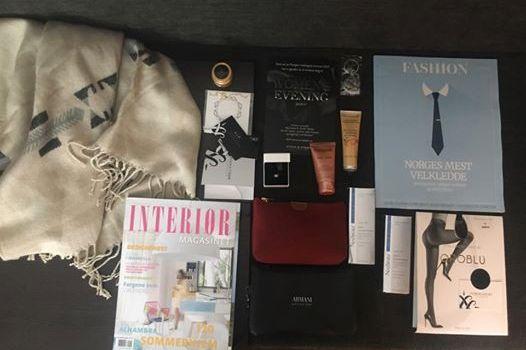 «Norges mektigste kvinner» fikk goodiebag med antirynkekrem, interiørmagasin og strømpebukse