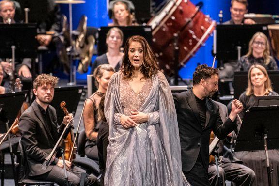 Gnistrende vakkert i Operaen