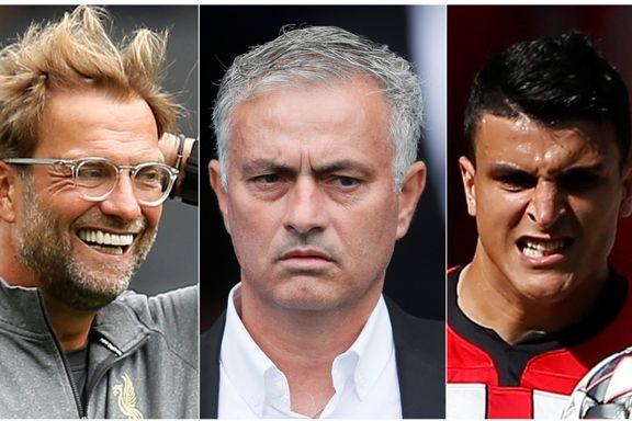 Fem snakkiser før Premier League-helgen