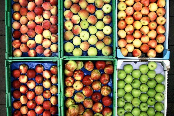 Polske epler merket som norske