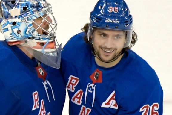 Zuccarello hylles for genial pasning