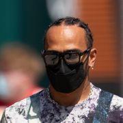 Hamilton slo tilbake foran lørdagens sprintløp