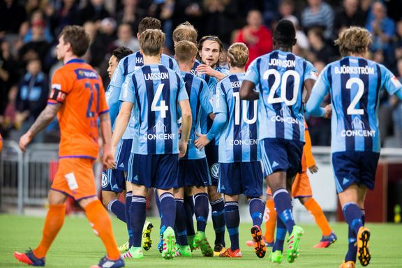 Skade på Aalesund-profil og tap i Sverige