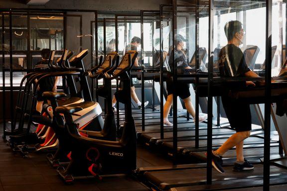 Skrur ned farten på tredemøller og forbyr rask musikk på treningssentre