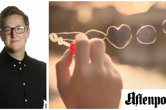 Kjære Aksel. Hvordan vet man at man er forelsket? Hilsen jente (16)