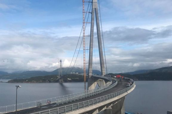 Milliardbro i Nordland må bytte 344 bolter et halvt år etter åpning