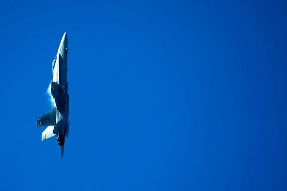 Sveitsisk jagerfly savnet over Alpene - ingen kontakt med piloten