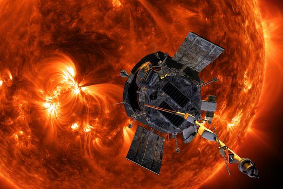 Travel førjulstid for NASAs forskere: Sender astronauter til romstasjon og sonde til Solen