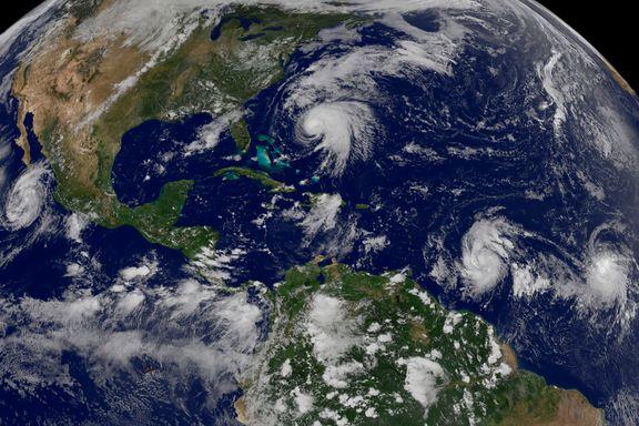 Nye stormer på vei mot orkanrammede land i Latin-Amerika
