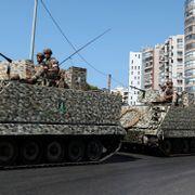 Militæret sendt inn i Beirut etter skyting og eksplosjoner