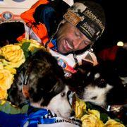 Iditarod-vinner Wærners fly måtte snu i luften