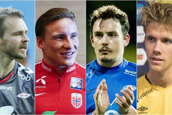 Slik går det med de som forlot norsk fotball: Halvparten sliter med å få spilletid