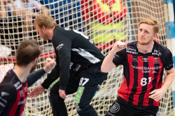 Tøff motstand for ØIF Arendal i EHF-cupen