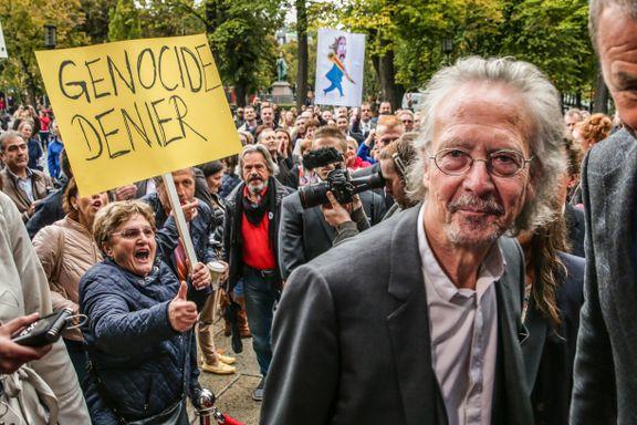 Flere land boikotter Nobelseremonien etter Handke-konflikt