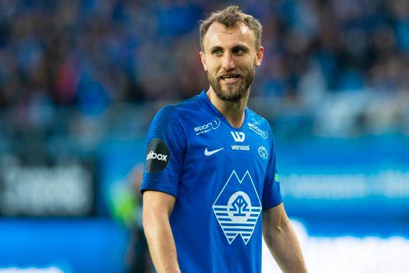 Se Rosenborg-legendens hyllest av Magnus Wolff Eikrem