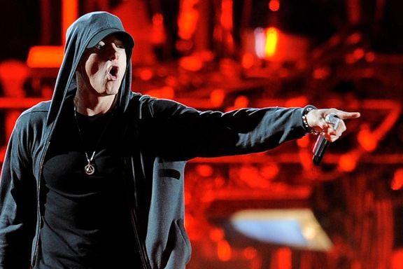 Eminem saksøker Spotify