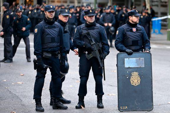 Frykter terror: Enorme sikkerhetstiltak før El Clásico