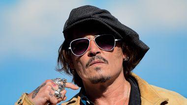 Johnny Depp tapte injuriesak i Storbritannia