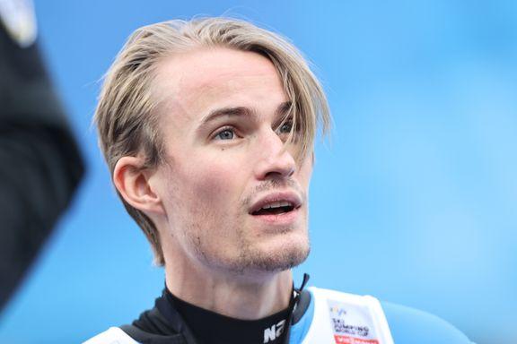 Daniel-André Tande tilbake i Norge