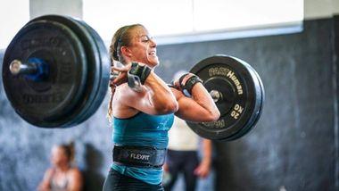 Kristin (34) er «verdens nest best trente» kvinne. Nå skal hun delta i VM via mobilen.