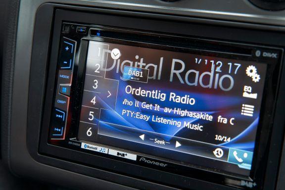 Slik slår FM-slukkingen ut: Doblet oppslutning for lokalradio