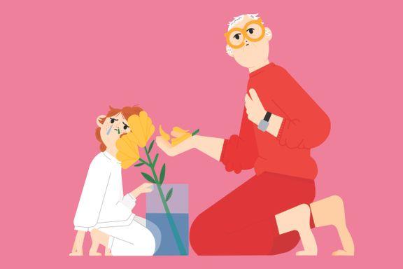 Faren er alvorlig syk. Hvor mye skal barna få vite? Psykologen gir råd.