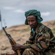 Tigray-opprørere: Hæren angriper på alle fronter