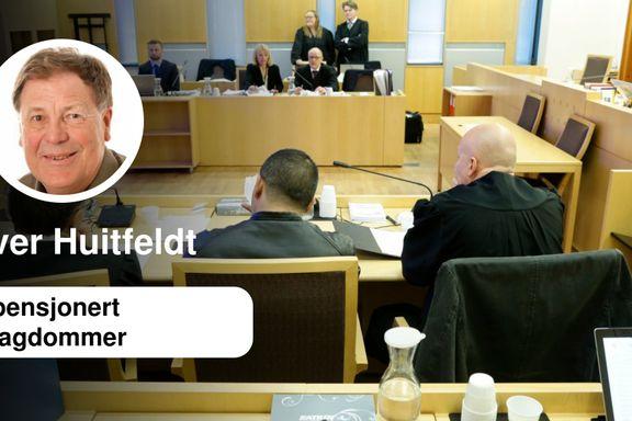 Skal human strafferettspleie kastes på historiens skraphaug? | Iver Huitfeldt