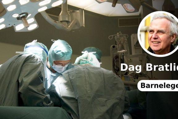 Sykehus er en 24/7-virksomhet. Men legen kalles dagarbeider.