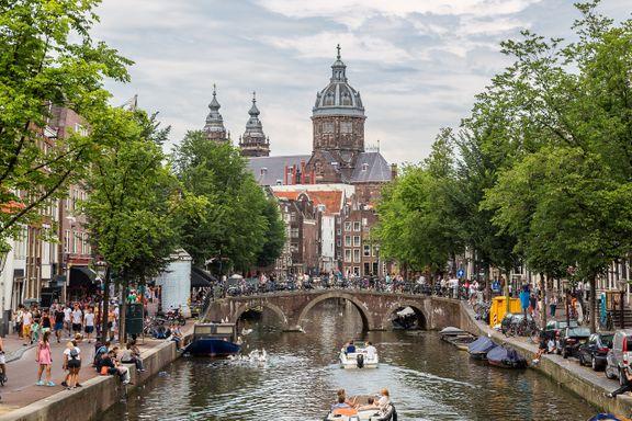 Oppgjøret etter brexit: Amsterdam snapper «kronjuvel» fra London