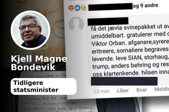 Språklig søppel er en trussel mot demokratiet