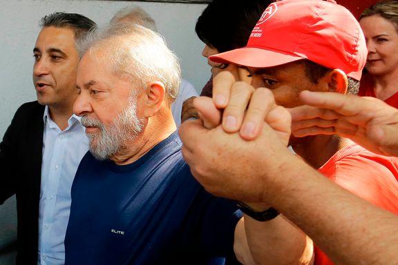 Brasil ekspresident i politiets varetekt