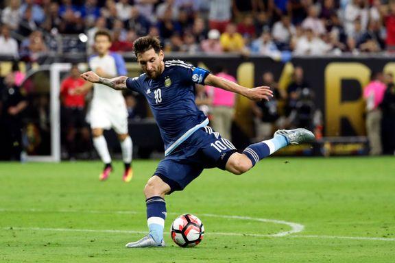 Messi ble historisk