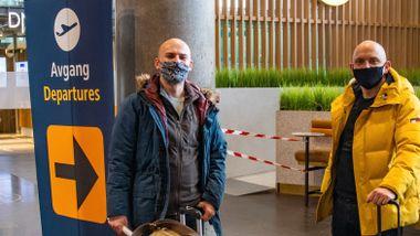 Kom med siste fly fra Polen: – Bekymret for jobbutsiktene