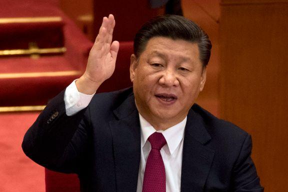 Xi Jinping er skrevet inn i Kinas grunnlov
