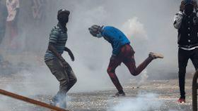 Flere døde etter voldelige demonstrasjoner i Senegal
