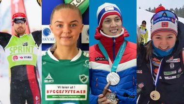 Disse 10 er Tromsøs fremste idrettsutøvere i 2018