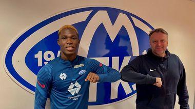 Fransk klubb bød 10 mill. for afrikansk stjerneskudd - Molde fikk ham «gratis»