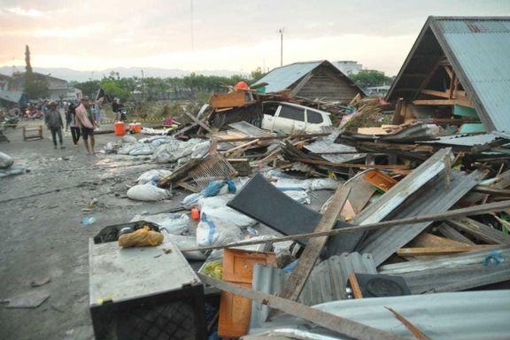 34 studenter funnet døde i kirkeruiner i Indonesia