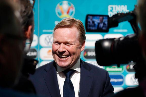 Koeman blir ny Barcelona-sjef