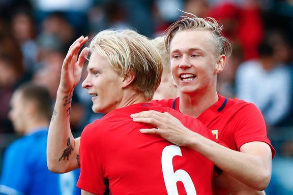 Norsk stortalent fikk sin etterlengtede Bundesliga-debut