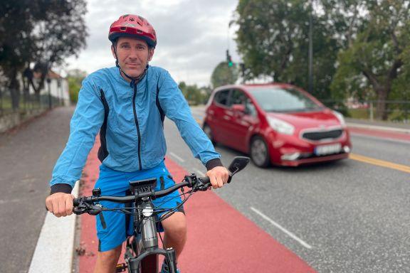 Ringeklokke på sykkelen er påbudt, men noen kvier seg for å bruke den. Når bør vi bruke den?