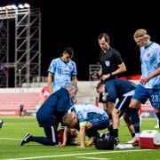 Norsk seier: Ødegaard med oppløftende beskjed om egen skade