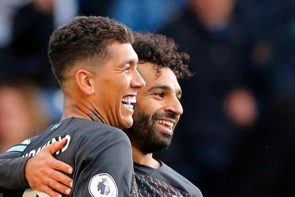 Liverpool herjet og satte ny klubbrekord