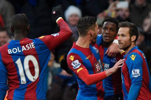 Crystal Palace knuste Newcastle