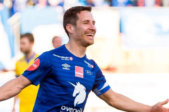 Stjørdals-Blink herjet i målfest - Ranheim tok sterk seier