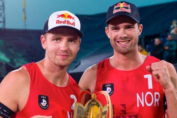 Mol og Sørum europamestere for tredje gang