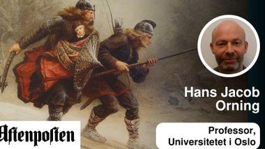 Visste du at Norge har vært Europas største rike? Hans Jacob Orning
