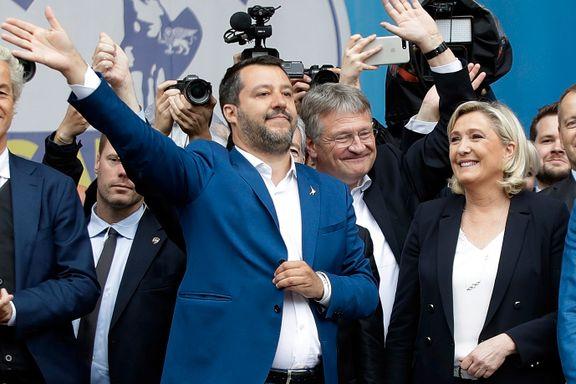 De vil knuse EU innenfra. Men generalprøven endte i nye skandaler.